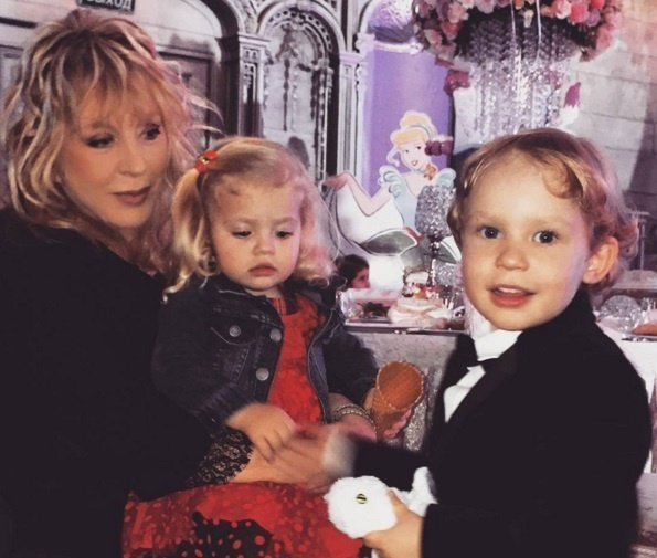 пугачевой и её детей фото