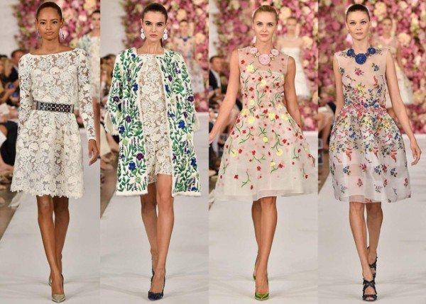 d8b72b7e1c7 Модные платья 2016 года  длина