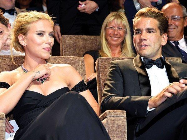 Скарлетт Йоханссон - уж замуж невтерпеж?