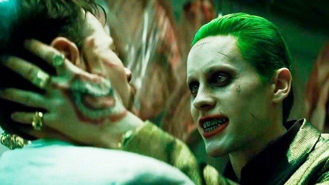 В «Отряд самоубийц» невошла сцена собнаженным Джокером