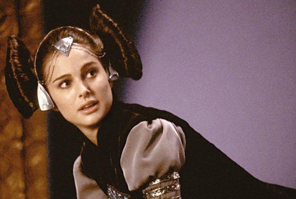 Натали Портман небудет показывать сыну приквел «Звездных войн»