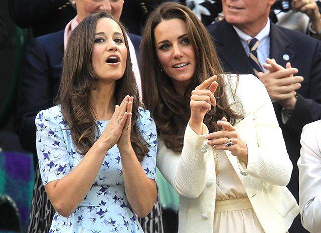 Кейт Миддлтон небудет подружкой невесты насвадьбе сестры
