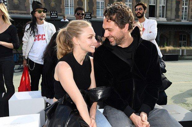 Givenchy : Front Row  - Paris Fashion Week - Menswear Spring/Summer 2017