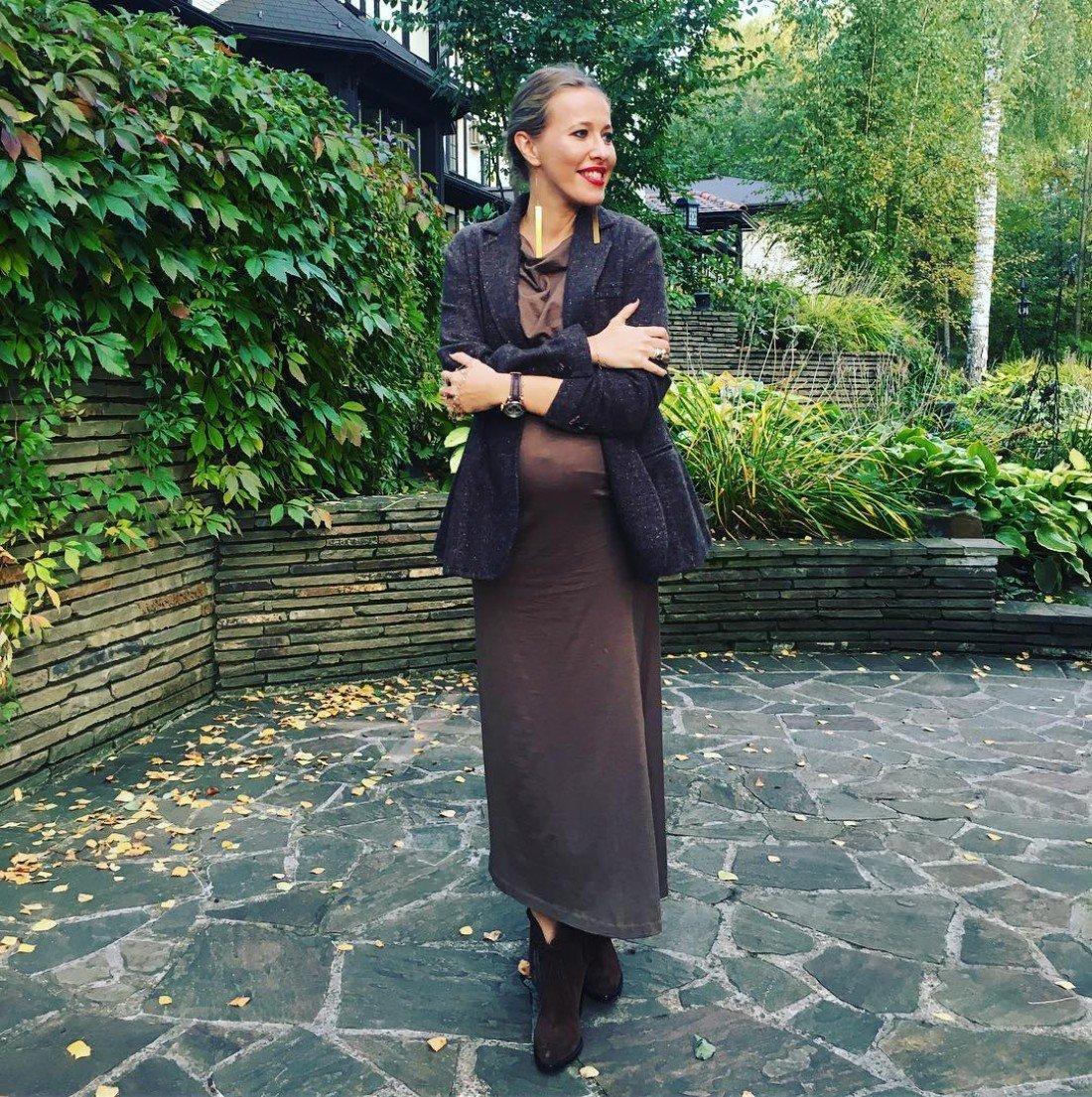 Ксения Собчак раскрыла секрет основного счастья вдень рождения