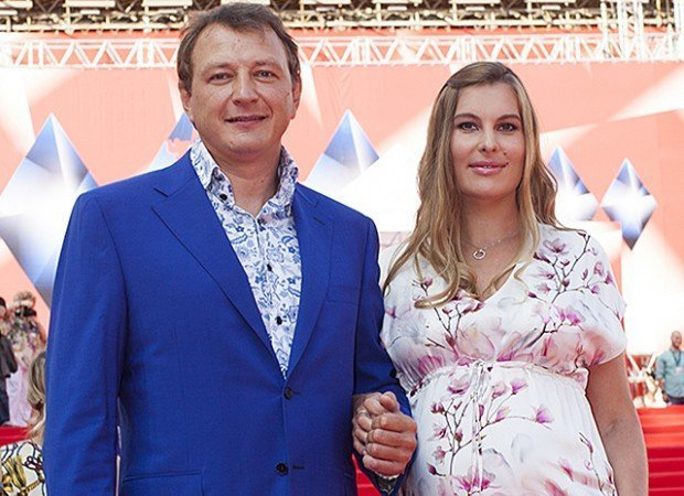 Марат Башаров обвенчался с матерью своего ребенка
