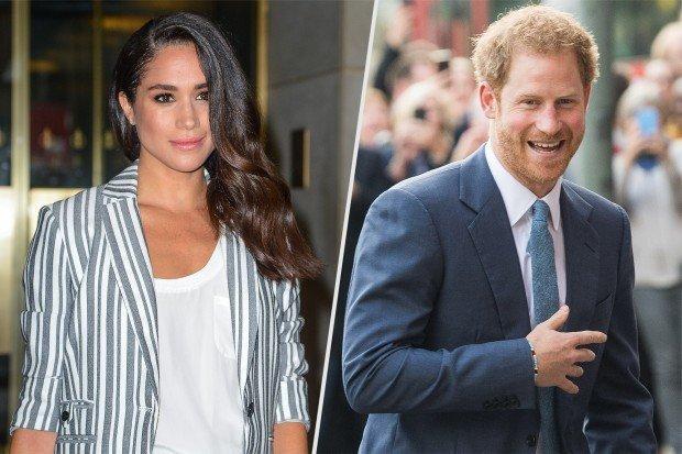 Стала известна дата официальной помолвки принца Гарри и Меган Маркл