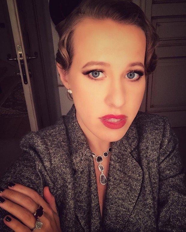Ксения Собчак ответила на обвинения в том, что она плохая мать