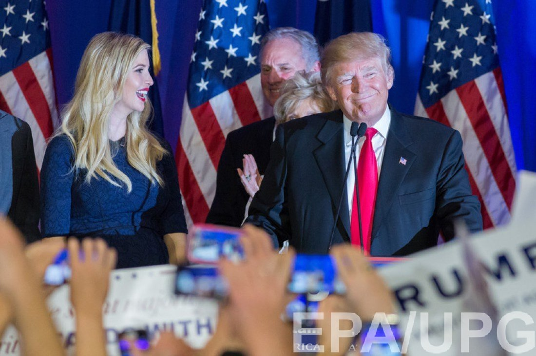 Картинки по запросу Иванка Трамп займет место первой леди в Белом доме – СМИ