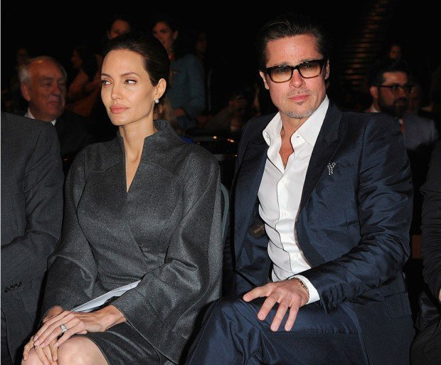 Брэд Питт заявил, что Джоли не заботится о детях
