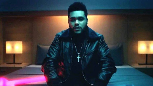 the weeknd-