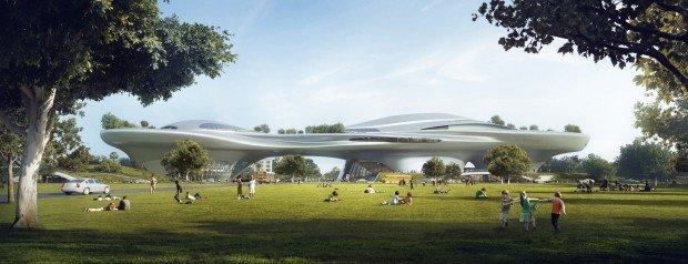 Джордж Лукас построит музей «Звездных войн» в Лос-Анджелесе