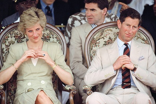 Charles And Diana In Cameroon