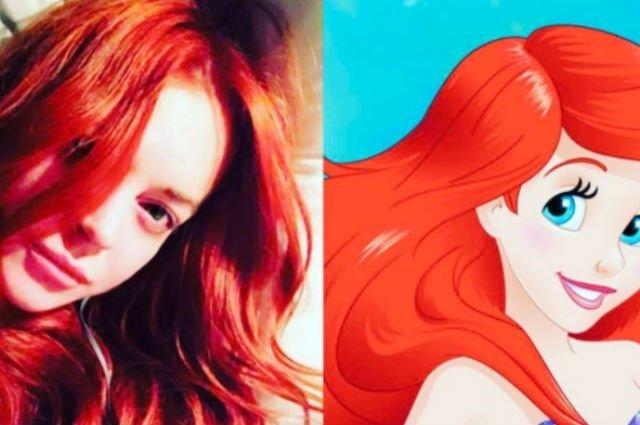 Массажистками рыжая бестия ариэль фото девушки трахаются красивой