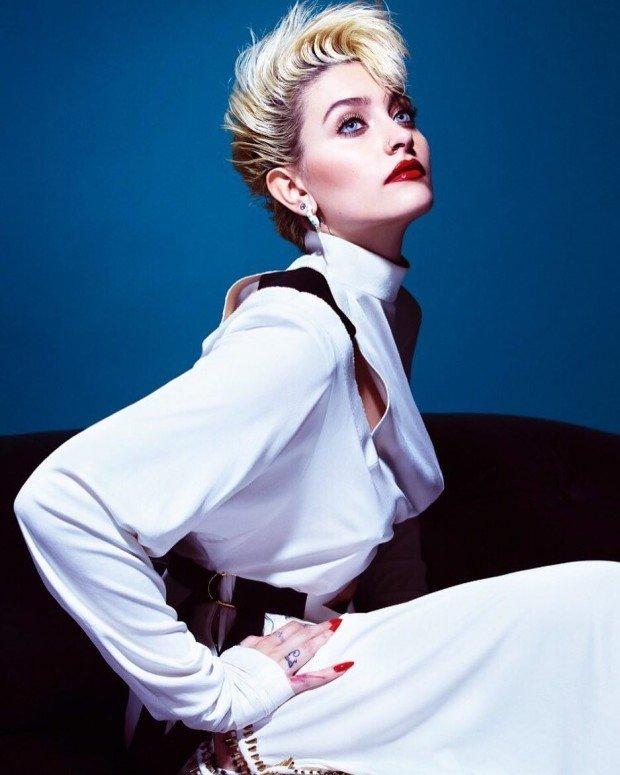 Дочь Майкла Джексона подписала контракт с самым известным модельным агентством в мире