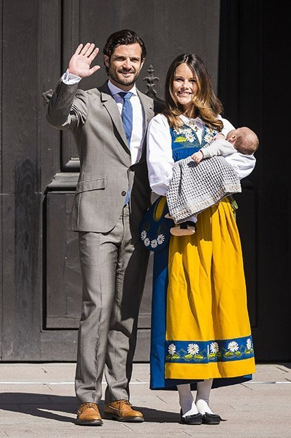 National Day Celebrations In Sweden 2016