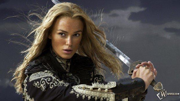 Элизабет Свон в деле: Кира Найтли вернулась в «Пираты Карибского моря»
