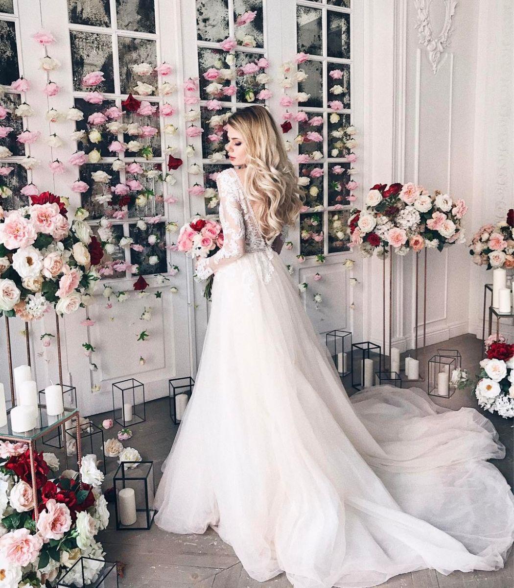 прическа алены красновой на свадьбе