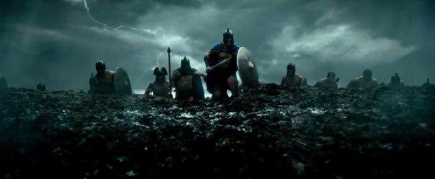 300 Спартанцев расцвет империи