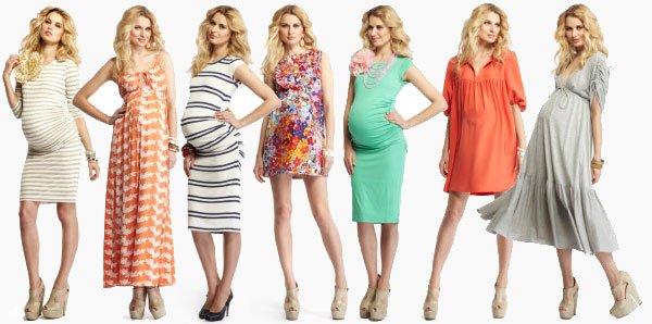 Как выглядеть красиво во время беременности