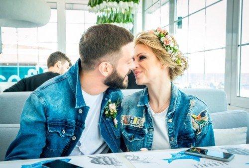 Актриса «Дизель шоу» Яна Глущенко собирается стать мамой