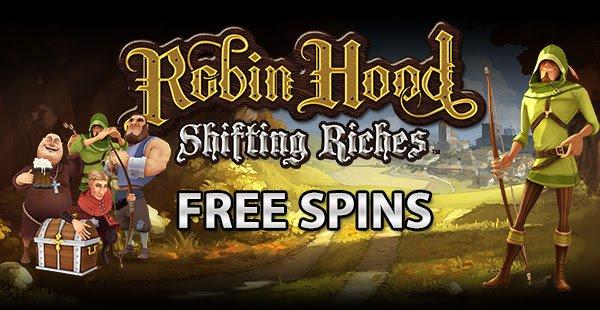Robin Hood: игровые автоматы Вулкан