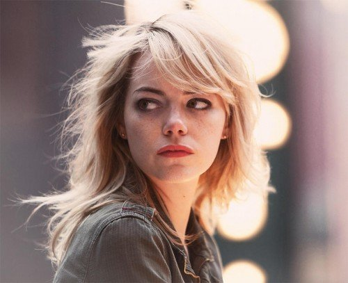 BIRDMAN (OR THE UNEXPECTED VIRTUE OF IGNORANCE), (aka BIRDMAN), Emma Stone, 2014. ph: Alison
