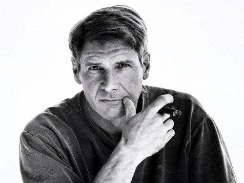 01 Mar 1996 --- Harrison Ford --- Image by © Leslie Hassler/CORBIS OUTLINE