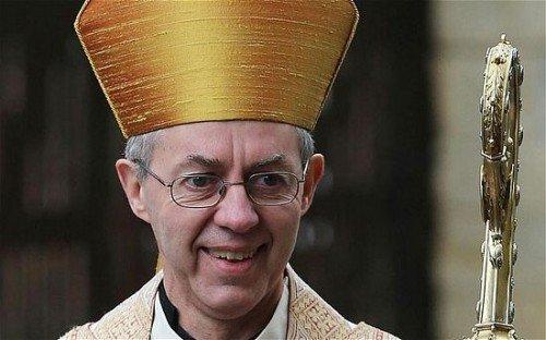 Архиепископ Кентерберийский подтвердил искренность чувств Меган Маркл и принца Гарри