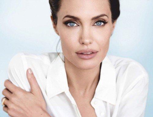 Анджелина Джоли стала преподавателем