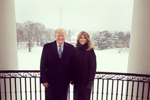 Мелания Трамп бросила Дональда в начале их отношений из-за измен