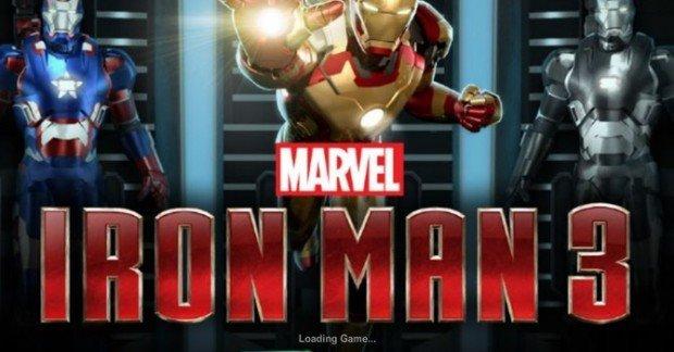 Iron Man 3 в казино gmsdeluxe