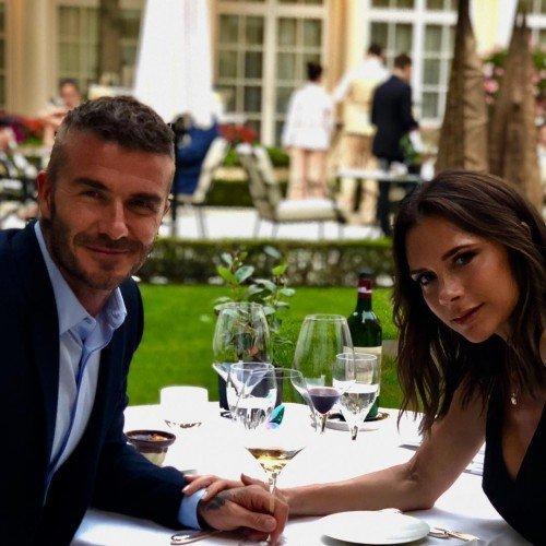 Как Дэвид и Виктория Бекхэм отметили годовщину свадьбы?