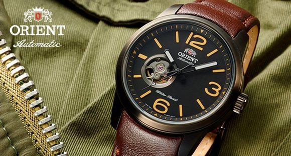 Бренд наручных часов Orient