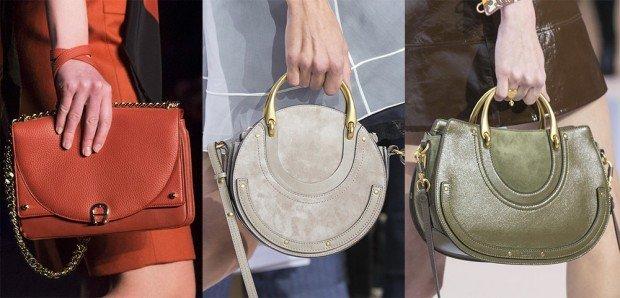 Топ-3 модели сумок 2018-2019 года: модные новинки на каждый день