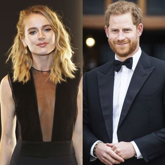 Нашла своего Гарри: бывшая девушка принца Гарри обручилась с его тезкой