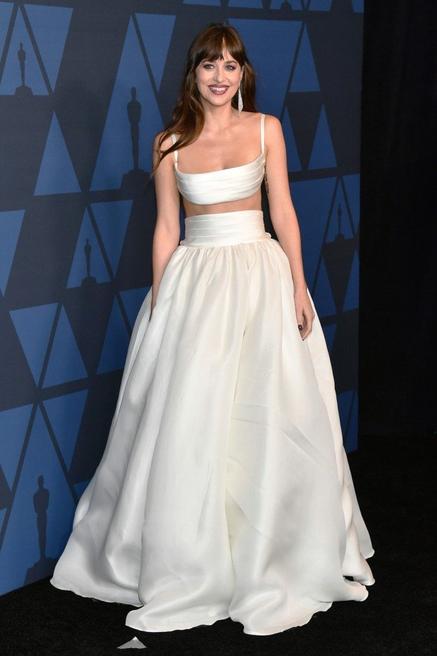 Governors Awards, Arrivals, Dolby Theatre, Los Angeles, USA - 27 Oct 2019