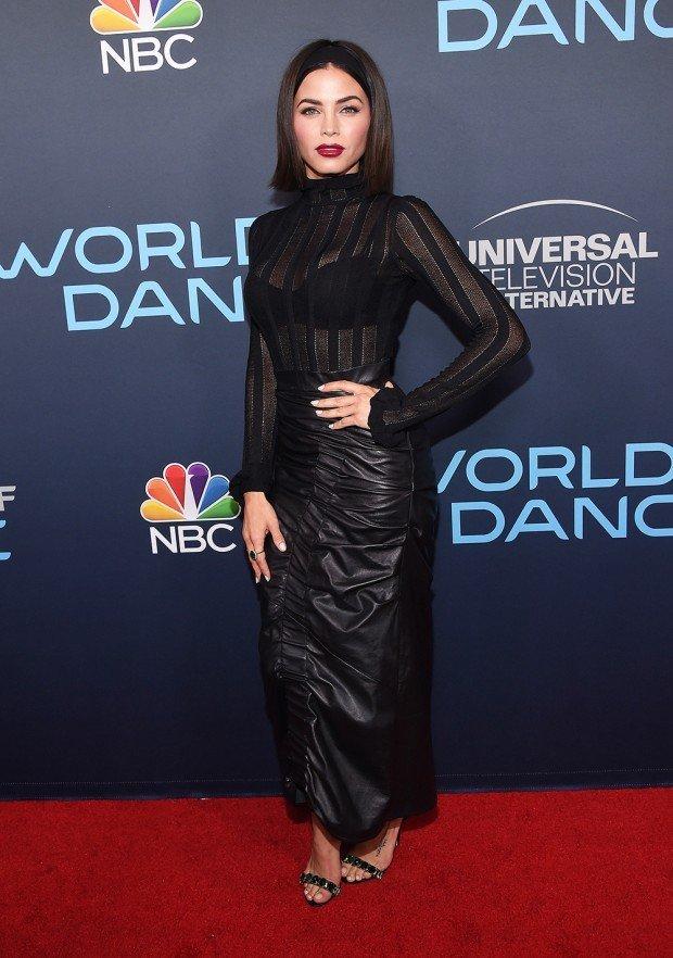 Mandatory Credit: Photo by SilverHub/REX/Shutterstock (9656208o) Jenna Dewan 'World of Dance' FYC event, Los Angeles, USA - 01 May 2018
