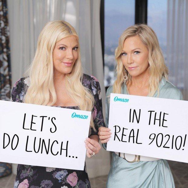 Звезда «Беверли-Хиллз, 90210» Дженни Гарт уже третий раз замужем!