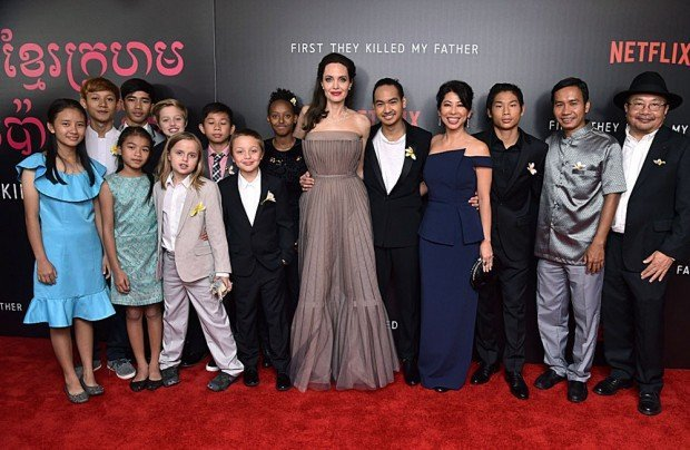 13-летняя Шайло Нувель Джоли-Питт поразительно схожа на папу
