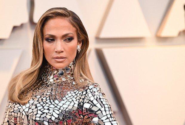 Mandatory Credit: Photo by Andrew H. Walker/BEI/REX/Shutterstock (10112916ma) Jennifer Lopez 91st Annual Academy Awards, Arrivals, Los Angeles, USA - 24 Feb 2019