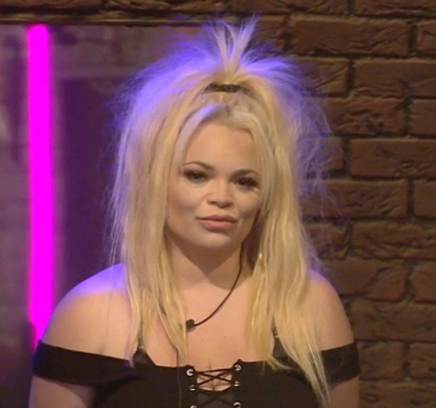 Editorial use only Mandatory Credit: Photo by REX/Shutterstock (8977425n) Trisha Paytas 'Celebrity Big Brother' TV show, Elstree Studios, Hertfordshire, UK - 05 Aug 2017
