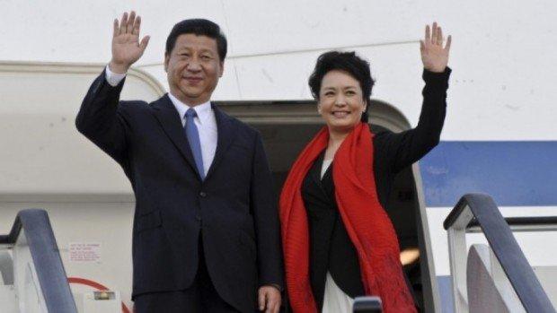Экстравагантная и голосистая первая леди Пен Лиюань