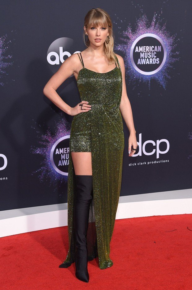 47th Annual American Music Awards, Fashion Highlights, Microsoft Theater, Los Angeles, USA - 24 Nov 2019