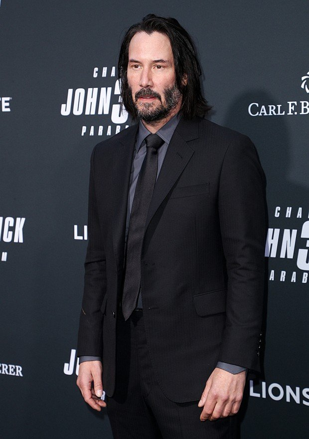 'John Wick: Chapter 3 - Parabellum' film premiere, Arrivals, TCL Chinese Theatre, Los Angeles, USA - 15 May 2019