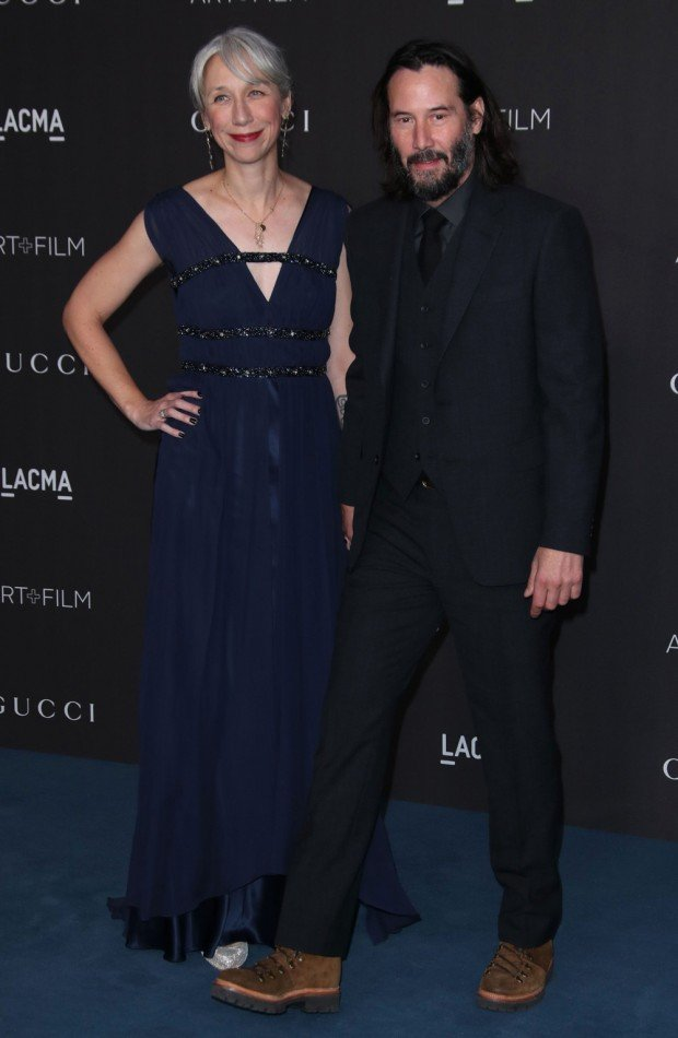 LACMA Art and Film Gala, Arrivals, Los Angeles, USA - 02 Nov 2019