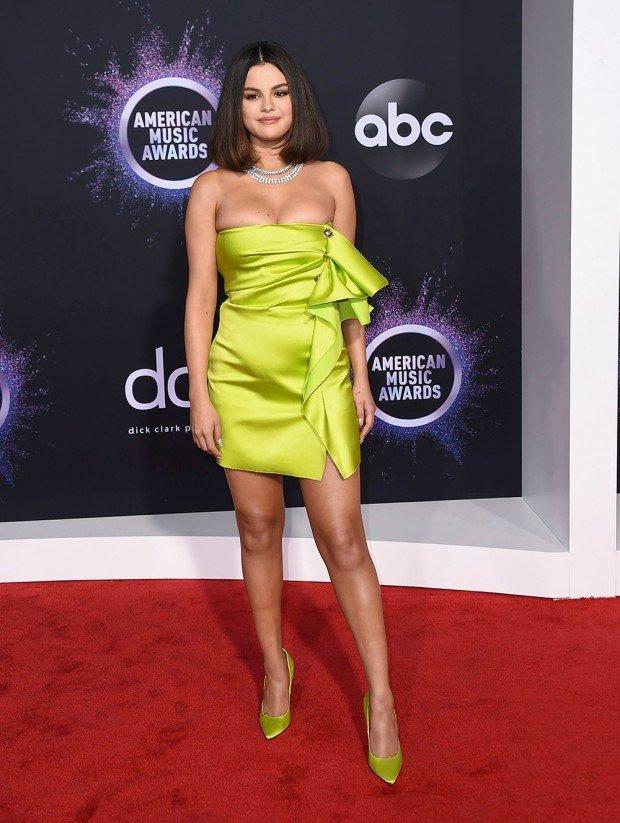 2019 American Music Awards - Arrivals, Los Angeles, USA - 24 Nov 2019