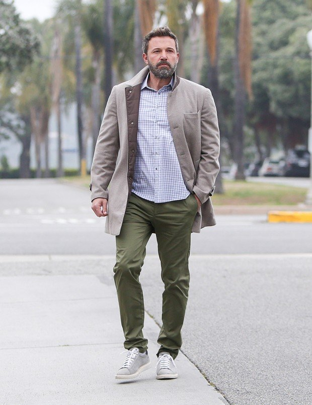 Ben Affleck out and about, Los Angeles, USA - 31 May 2019