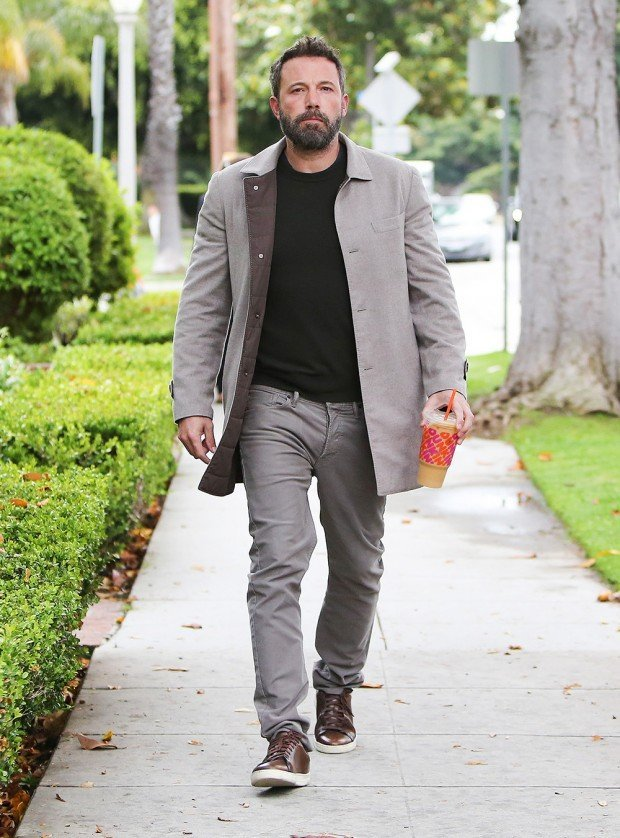 Ben Affleck out and about, Los Angeles, USA - 23 May 2019