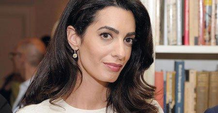 Амаль Клуни приняла решение покинуть пост советника в посольстве Великобритании